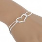 Preview: Armband mit Herz