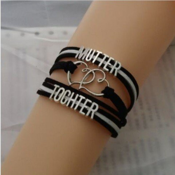 Armband - Mutter / Tochter